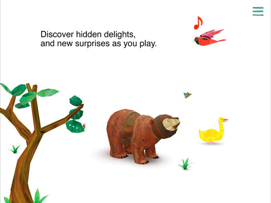 Eric Carle's Brown Bear Animal Parade screenshot 9
