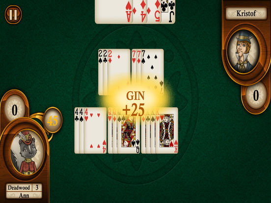 Aces® Gin Rummy screenshot 8