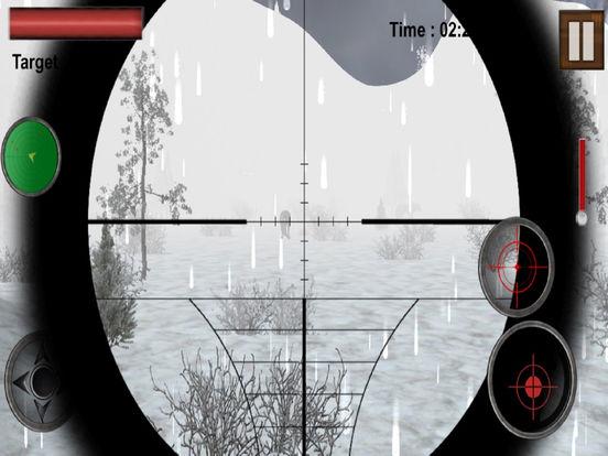 Wolf Shooting Adventure : Hunting In Snow 2016 screenshot 8
