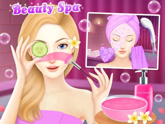 Angelina's Pop Star Salon - Spa & Makeup screenshot 7