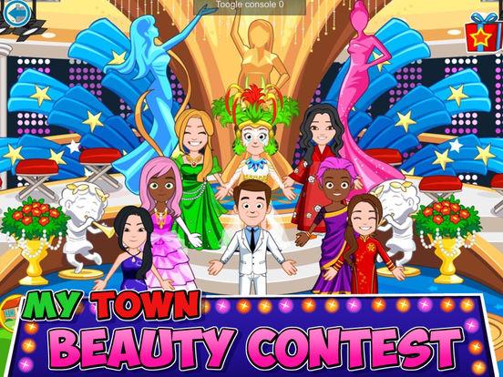 My Town : Beauty Contest screenshot 6