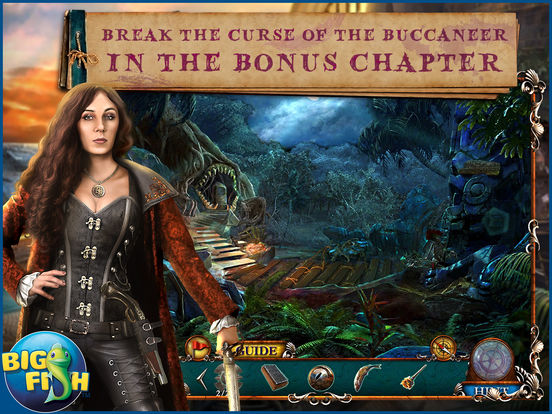 Sea of Lies: Leviathan Reef - Hidden Objects screenshot 9