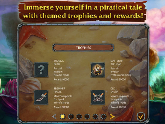 Solitaire Legend of the Pirates screenshot 10