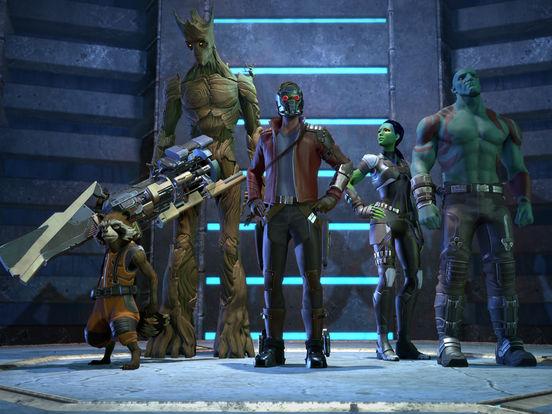 Guardians of the Galaxy TTG screenshot 6