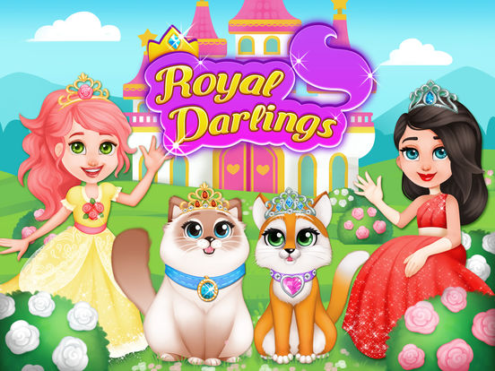 Royal Darlings - Princess and Pet Fun screenshot 6